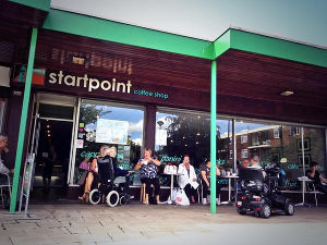 Photograph of Startpoint Community Coffee Shop